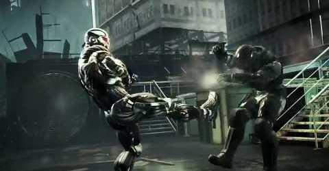Crysis 2  — видео к выходу игры