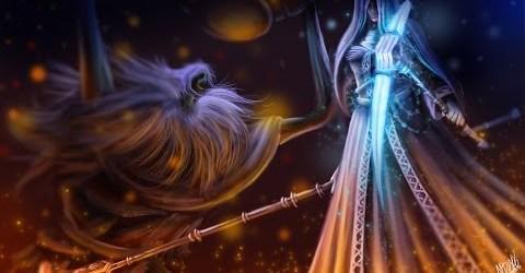 Dark Souls III — Отец Ариандель и сестра Фриде