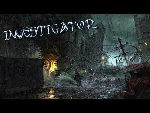 Investigator- 3[Выжившая белка и способности Магнито]
