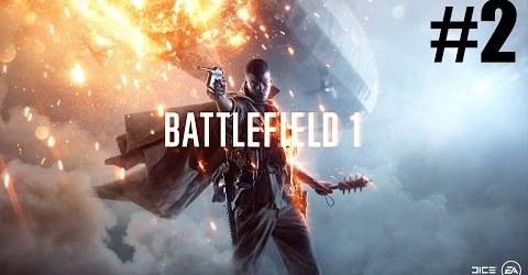 Battlefield 1 прохождение часть 2 — Сквозь грязь и кровь