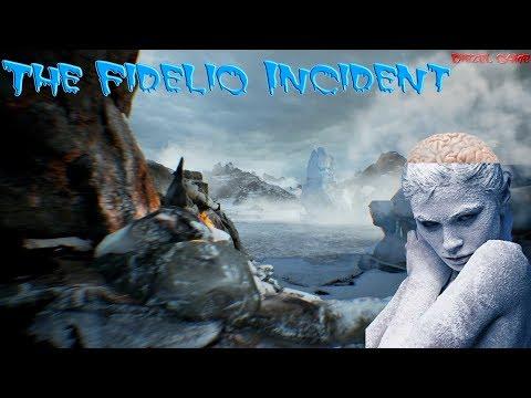 The Fidelio Incident — Обзор прохождение — Игра 2017 Русская версия