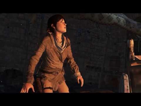 Rise of the Tomb Raider — КАТИЩЕ!