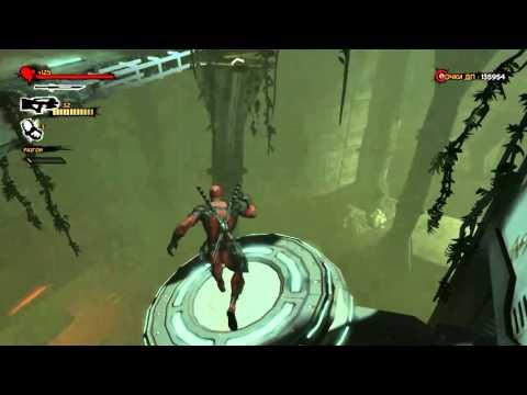 Deadpool/Дэдпул (похождение) #5 — Сундук и телепорт. Арена и спасение Роуг. Смерть. 160218-5