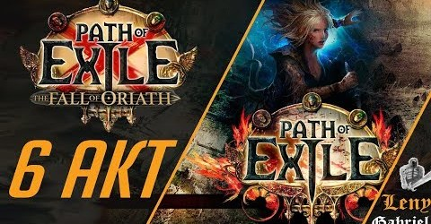 Path of Exile — 6 Акт