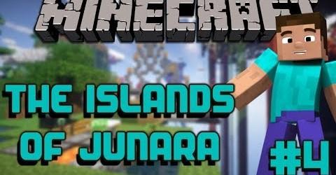 Minecraft: Islands of Junara — #4 — ВСЁ ПО ПЛАНУ