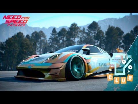 Прохождение Need for Speed Payback #22 клуб однопроцентников