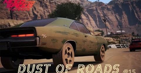 Прохождение Need for Speed Payback #15 пыль дорог