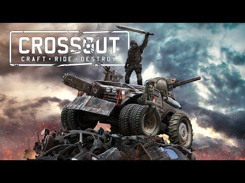 Crossout — стрим