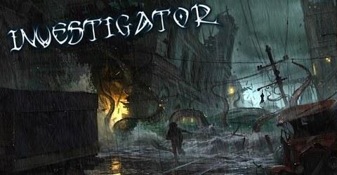 Investigator- 2[Пауки и очень большие пауки]