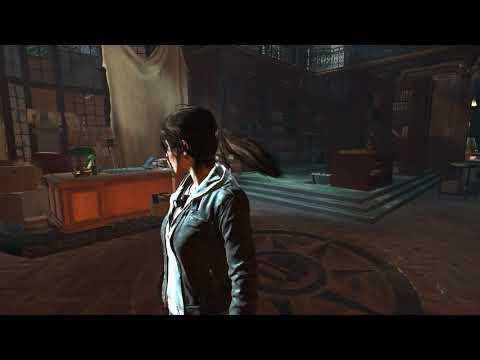 Rise of the Tomb Raider — Родственные узы  Кровные узы  Blood ties ч. 3