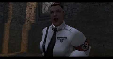 Wolfenstein: Return to Castle — Мрачная тайна. Осквернённая церковь.
