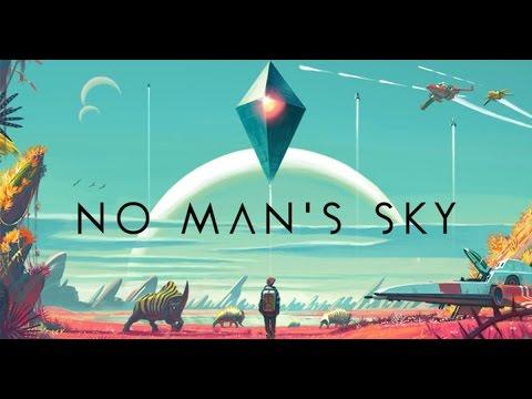 No Man's Sky — стрим и первый взгляд