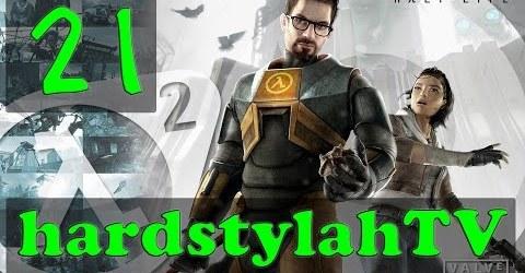 Half-Life 2 — #21 — Episode Two — Глава 4: Вооружён и на дороге