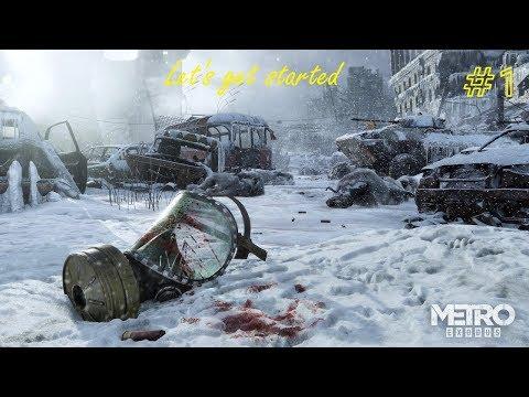 НАЧАЛО ► Metro Exodus #1