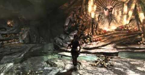 Tomb Raider (все секреты и тайники) — Катакомбы. 20160319-9