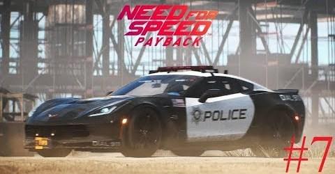 Прохождение Need for Speed Payback 7 серия Drag Racing