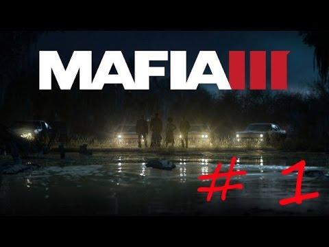 Мафия 3 — Начнём прохождение # 1
