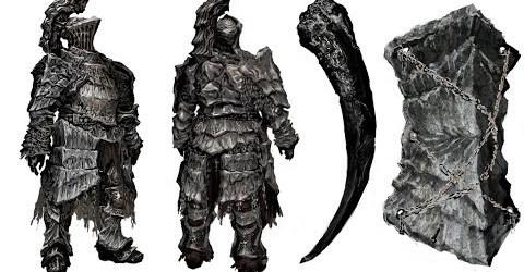 Dark Souls III — Хавель скала