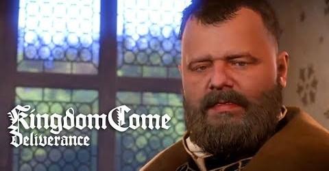 Kingdom Come: Deliverance — Мне нужна одежда и мотоцикл… ну или конь