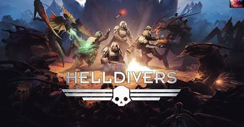 HELLDIVERS-Система Жуков(Злая команда/12 сложность)