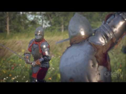 Kingdom Come  Deliverance   E3 Trailer
