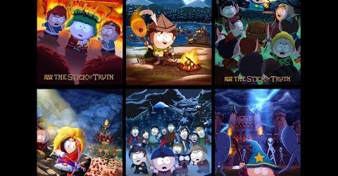 South Park: The Stick of Truth — Финал, а точнее конец (Сауспарк — Палка истины) саус парк