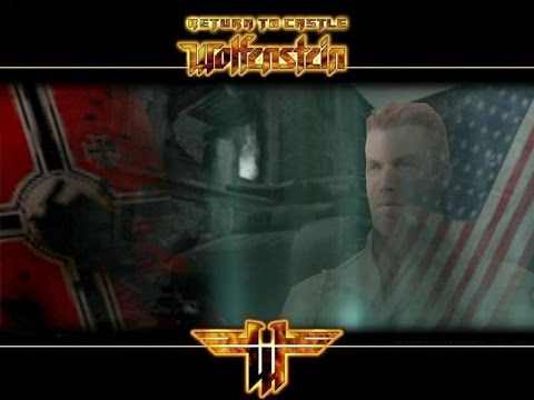 Wolfenstein: Return to Castle — Зловещие слухи. Фуникулер. Задание 1 часть 3 #3