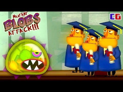Tales from Space — Mutant Blobs Attack — level 3 College