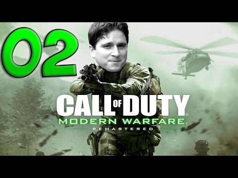 Call of Duty 4: Modern Warfare [Remastered] — Прохождение 02 — Полное затмение