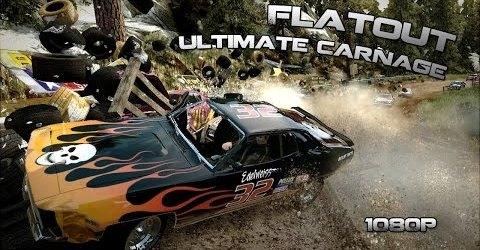 FlatOut: Ultimate Carnage — стрим