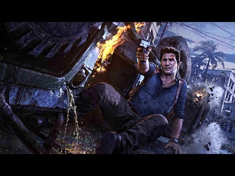 Uncharted 4 — Stream 2 #AgentJoe