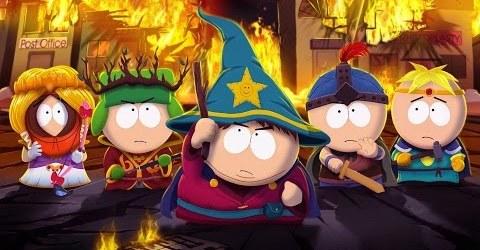 South Park: Палка истины — Освободить Крейга из школы и от рыжих (Сауспарк — The Stick of Truth)