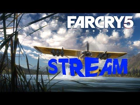 Far Cry 5 — Stream 2 #AgentJoe