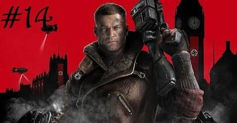Прохождение Wolfenstein II The New Colossus 2017 #14 ► ФИНАЛЬНЫЙ ТРЭШ