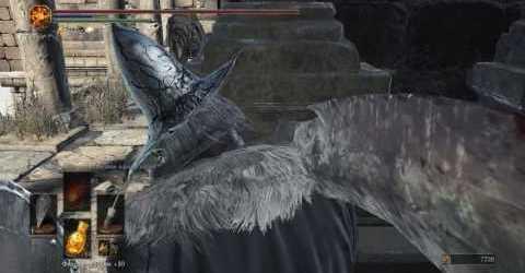 Dark Souls III — Драконий Мавзолей