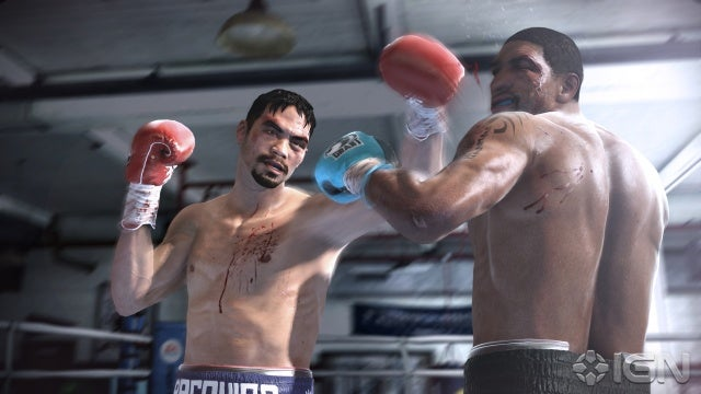 Fight Night Champion Picture