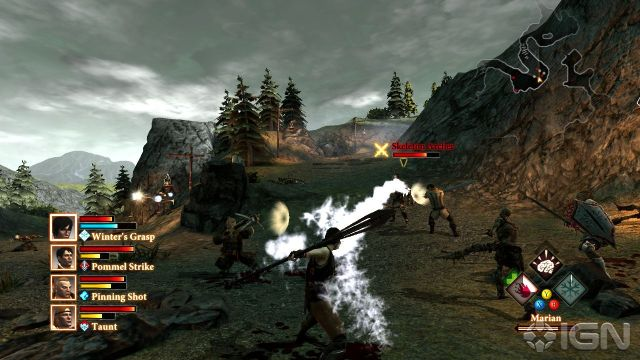 Dragon Age II Screenshot