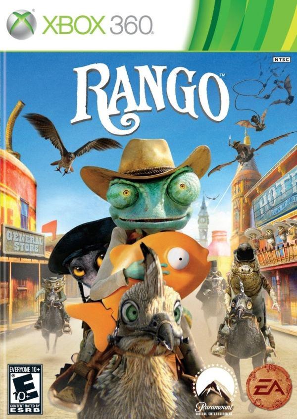 Rango: The Video Game - Xbox 360 - IGN