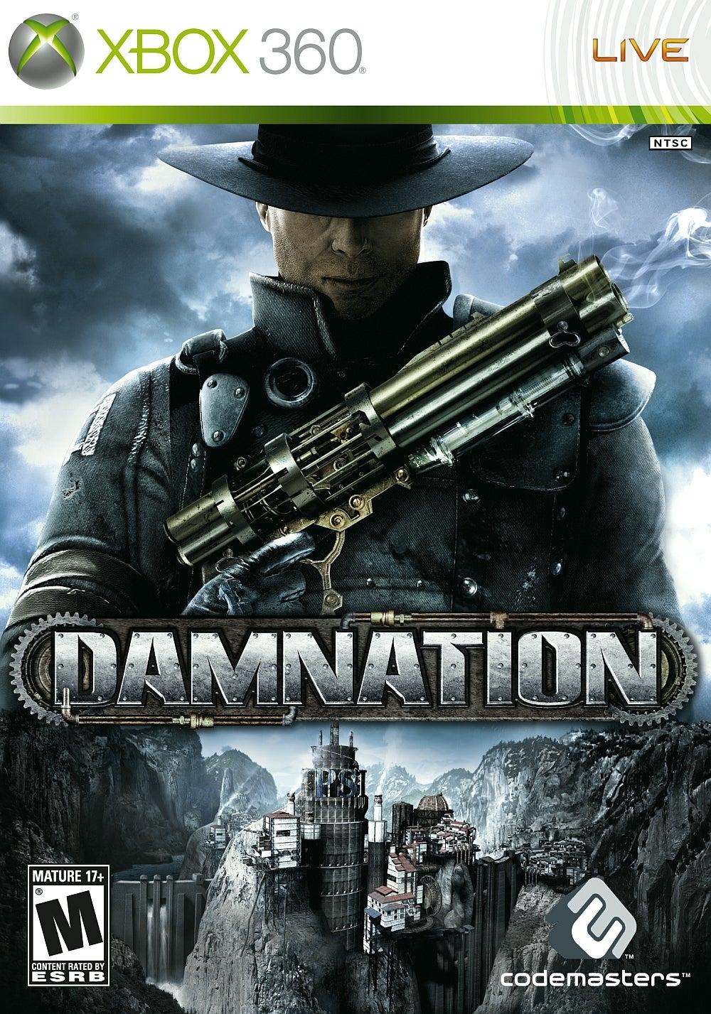 Damnation Xbox 360 IGN