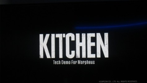 the Kitchen capcom sony Playstation VR