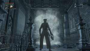 1er Boss de Bloodborne