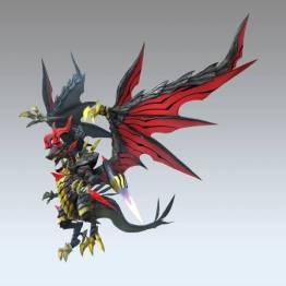 World of Final Fantasy -Bahamut