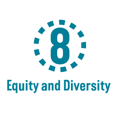 equity and diversity logo