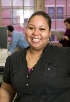 Keisha Worrell