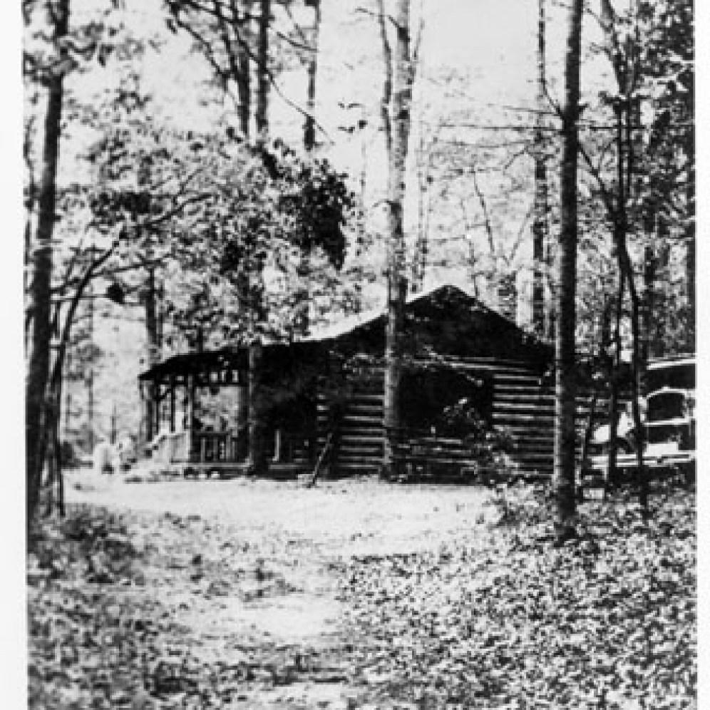 Thomas Wolfe Cabin