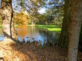 Longwood Gardens Lake