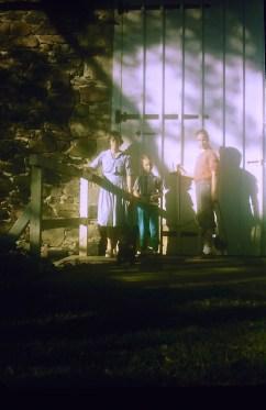 Tyler Arboretum Barn 1956