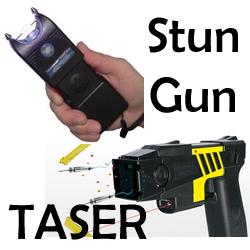 TASER or Stun Gun