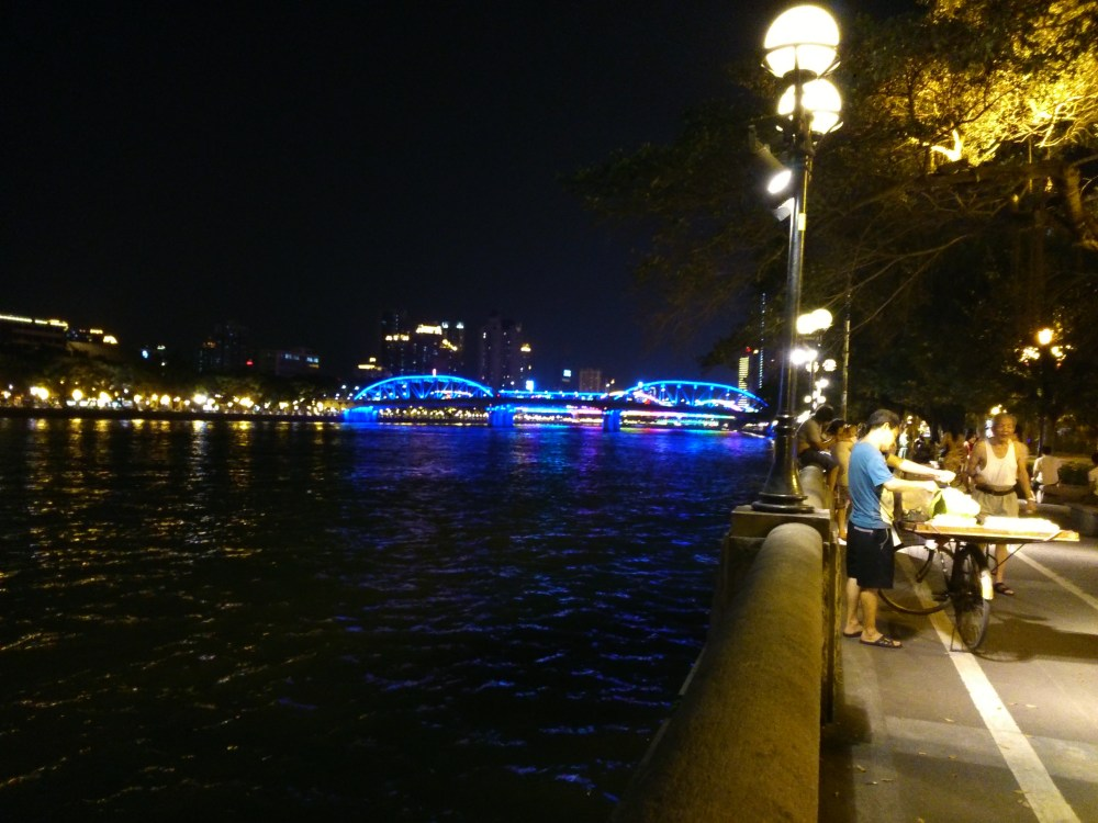 My Trip to My Grandparents' Hometown – Part 2: A Cruise Down the Pearl River (1/6)
