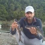 Ψάρεμα κεφάλου, Σαργού, Μελανούρι